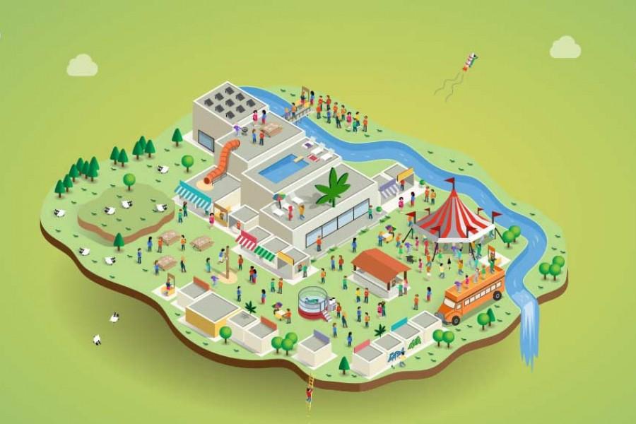 Image site Expogrow 2015 - Foire du Chanvre - Agence Dream