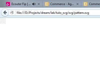 Visualiser le fichier SVG sur son navigateur