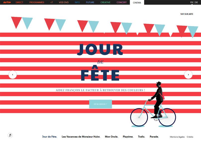 Tati Express - Un webdesign réalisé par des créatifs français