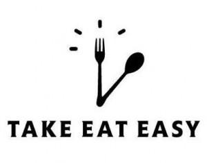 Logotype Take Eat Easy