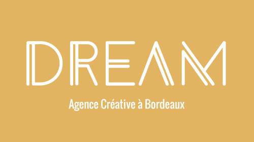 Logotype Agence Dream Bordeaux