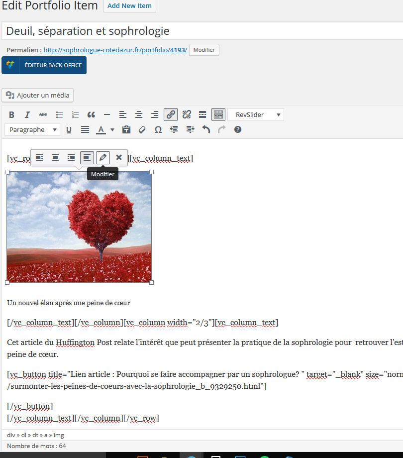 Modifier une image sur WordPress pour votre stratégie SEO