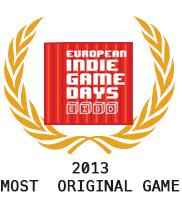 Mush - Most original game Indie Game Days 2013