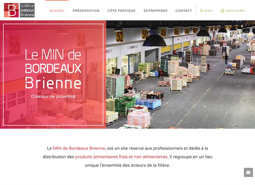 305a706b3bc Site internet. Type  Site corporatif. Client  MIN de Bordeaux Brienne.  Year  2016. Tâches   Web design. Xhtml css. Montage vidéo. Gestion et  intégration des ...